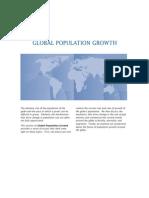 Global Polulation Growth