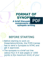 formatofsynopsis-100114073024-phpapp01