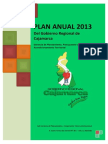 Plan Anual 2013 Gorecaj