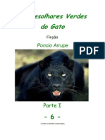 Cap. 6 - OS DESOLHARES VERDES DO GATO, por Pôncio Arrupe