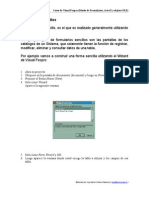Curso VFP 5 Formularios Sencillos