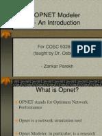 OPNET Modeler