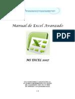 Manual Excelavanzado Excell