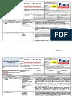 P.E.T. DEMOLICIÓN DE POZO PERCOLADOR