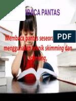 membaca pantas
