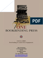 Omni Libris 7 in 1 Press