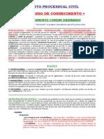 7085569 Direito Processual Civil Processo de Conhecimento