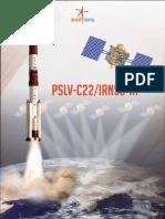 Pslv c22 Brochure