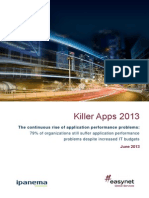 2013 Killler Apps Survey