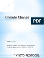 Philosophy on Climate Change