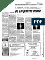 Ulloa, Fernando - Nido de Serpientes Donde Nace Lo Cruel