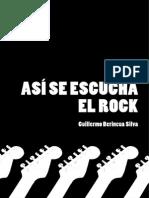 ASi Se Escucha El Rock.