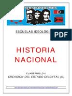 Historia Nacional_creacion Estado Oriental II