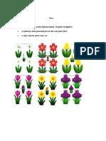 flori 3 D