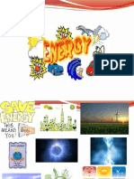 Science and Life Presentation- Energy
