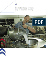 Bucket Milking System