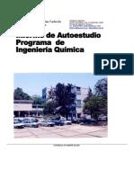 Ingenieria Quimica Informe Autoestudio Acaai-V2
