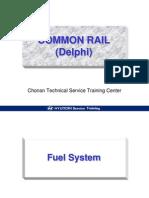 Hyundai Common Rail - Delphi