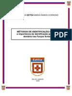 Art_Métodos Identificação Forças Armadas