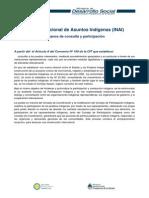 INSTITUTO NACIONAL DE ASUNTOS INDIGENAS
