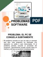 Problemas de Software