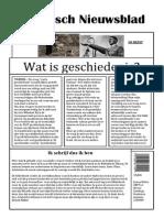 didactisch nieuwsblad aangepast