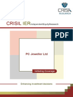 20130918 PC Jeweller Ltd IER InitiationReport 2