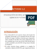 actividad voluntaria comic powerpoint pdf