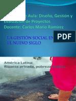 Presentacion Sobre Gestion Social Mejorada