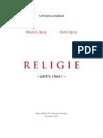 Religie - Pentru Clasa I - 2013