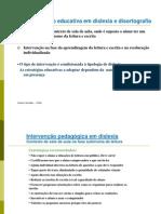 12861833 Intervencao Pedaggica Em Dislexia