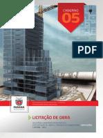 III_Licitações de obras Públicas Paraná