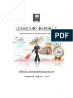 FINAL - Etiquette Julie Secondary Research Report