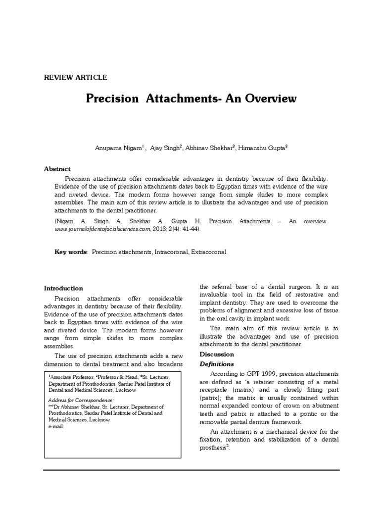Article10_Anupama | Dentistry | Dental Implant