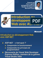 Introduction ASP Dot Net
