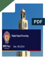 DSP Basics