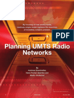 UMTS Network Planning