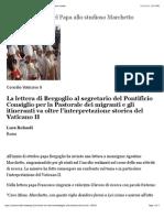 Concilio, l'Elogio Del Papa Allo Studioso Marchetto - Vatican Insider