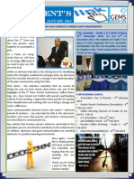 parents newsletter jan 2014