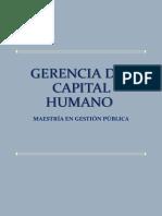 Gerencia Del Capital Humano