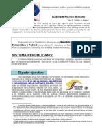 El Sistema Politico Mexicano OKnuevo