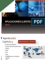Aplicaciones Cliente Servidor-01