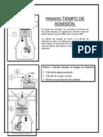 PRIMERO TIEMPO DE ADMISIÓN