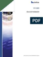 DOC268 003 ES a VX680 Installation Guide