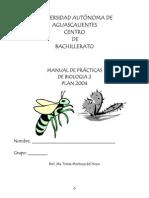 Manual Practicas Biologia II