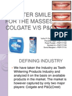 SM Case7_Sec B_Group 11_Colagte vs P&G