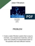 edd water filtration pres e