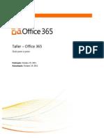 Guia Office 365