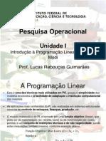346192-Pesquisa Operacional 1 Lucas