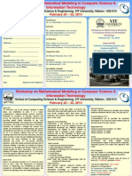 Math Model Brochure